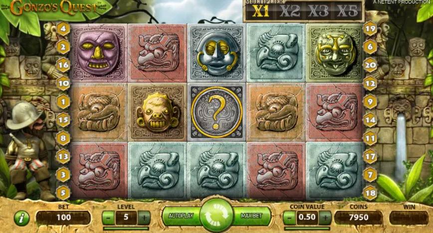 gonzos quest game